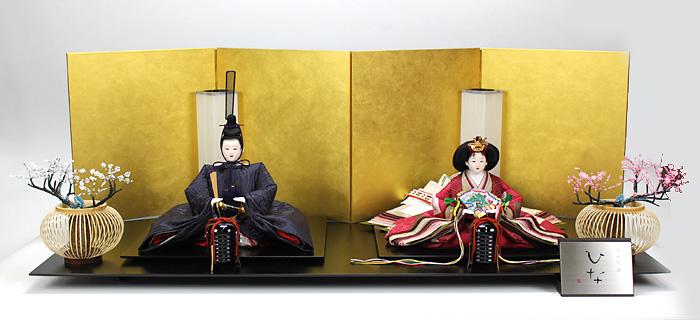 清水久遊親王飾りセット153301b-01