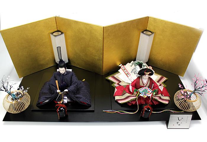 清水久遊親王飾りセット153301b-03