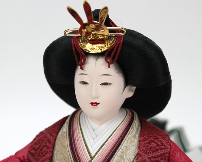 清水久遊親王飾り姫顔153301b-15