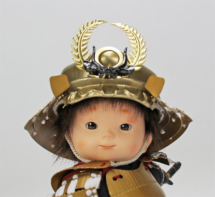壹三(いちぞう)作 蓮ren赤糸威胴丸鎧/後ろ