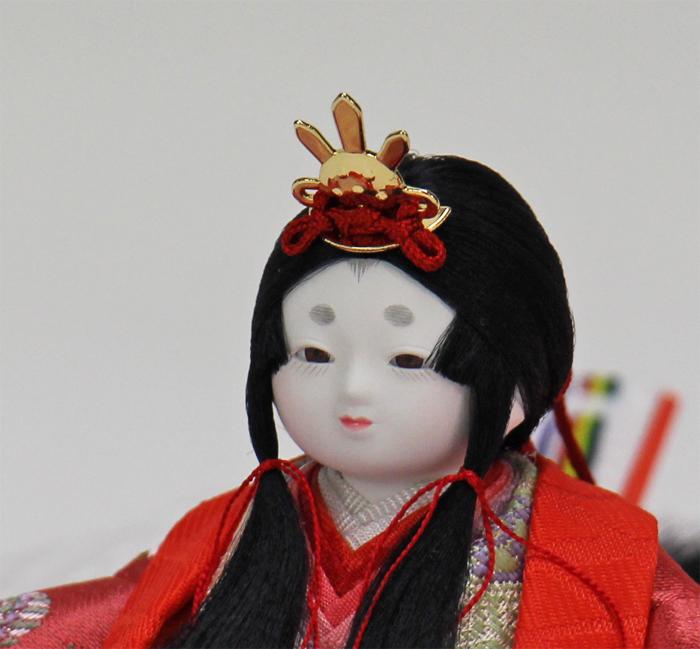 尚好こひな親王飾り姫顔161202-04