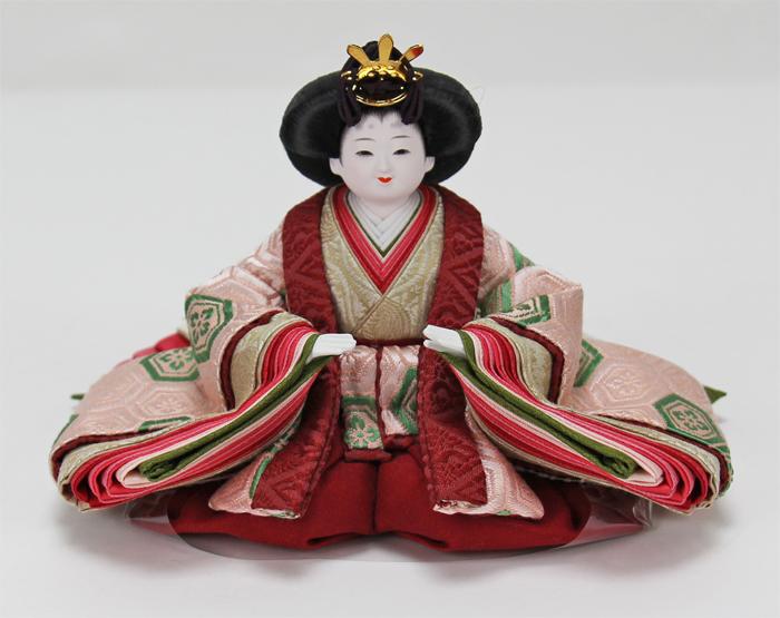 清水久遊親王飾り姫正面