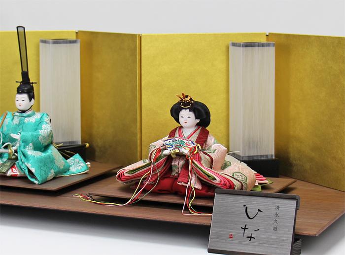 清水久遊親王飾りセット